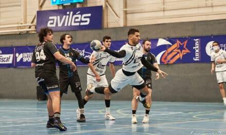 Galería de fotos Atlética Avilesina 31 – 25 Ciudad de Salamanca