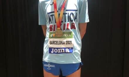Pablo Rodríguez Coviella es el nuevo campeón de España de 1.500 metros de pista cubierta en categoría sub18